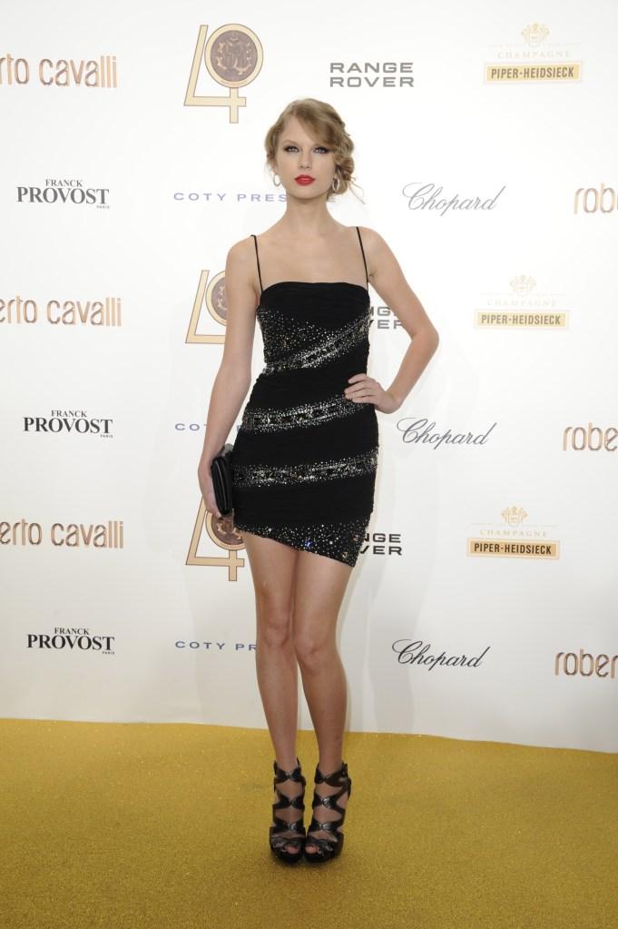 Taylor Swift, 2010