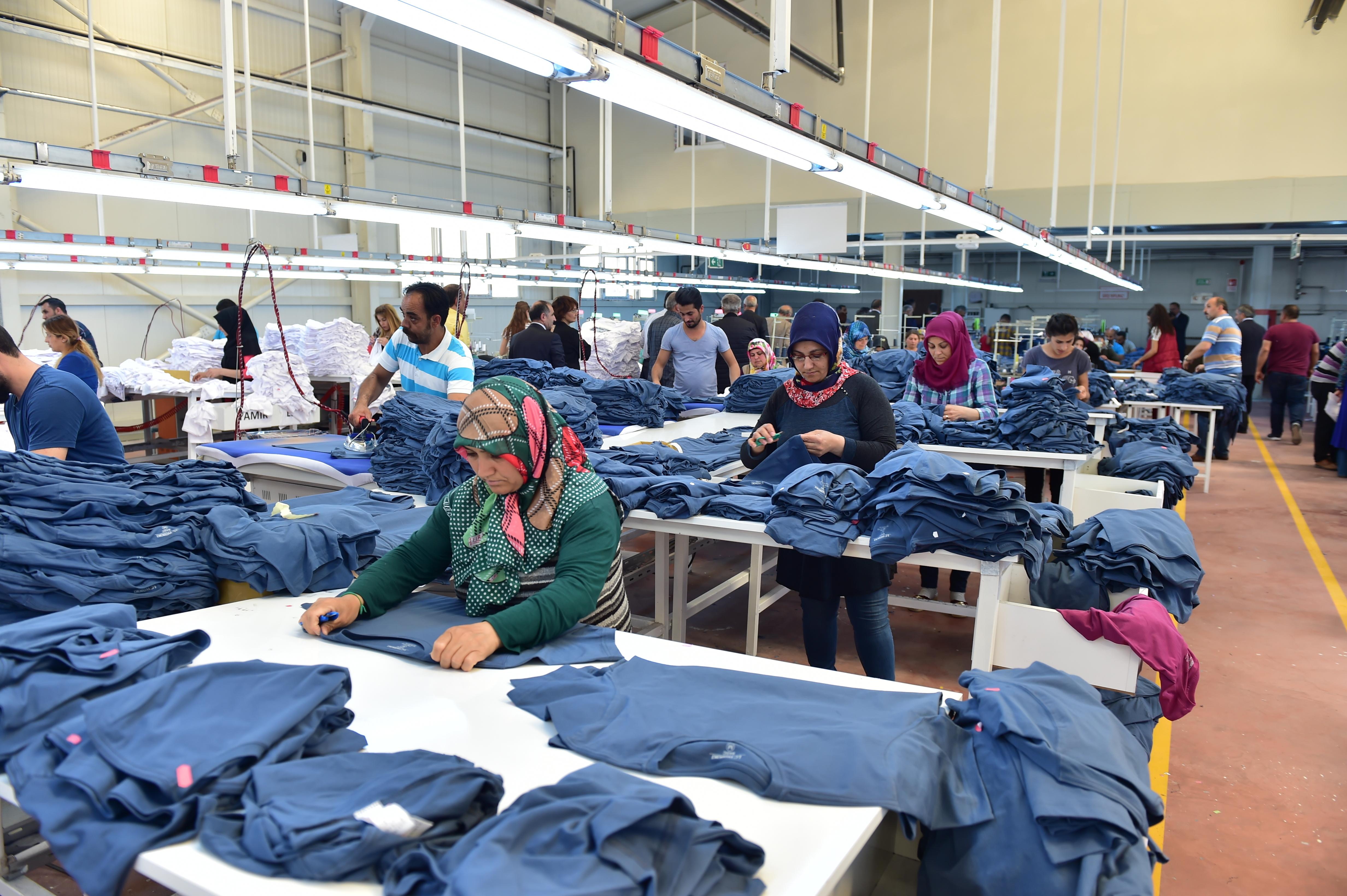 Turkish Textile Industry Struggles