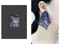 Jewelry designer Sirui Ning's designs made under lockdown for her UAL graduate collection.
