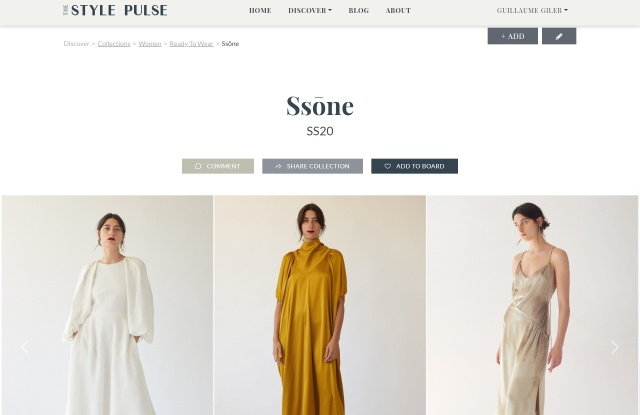 Ssōne on stylepulse.com