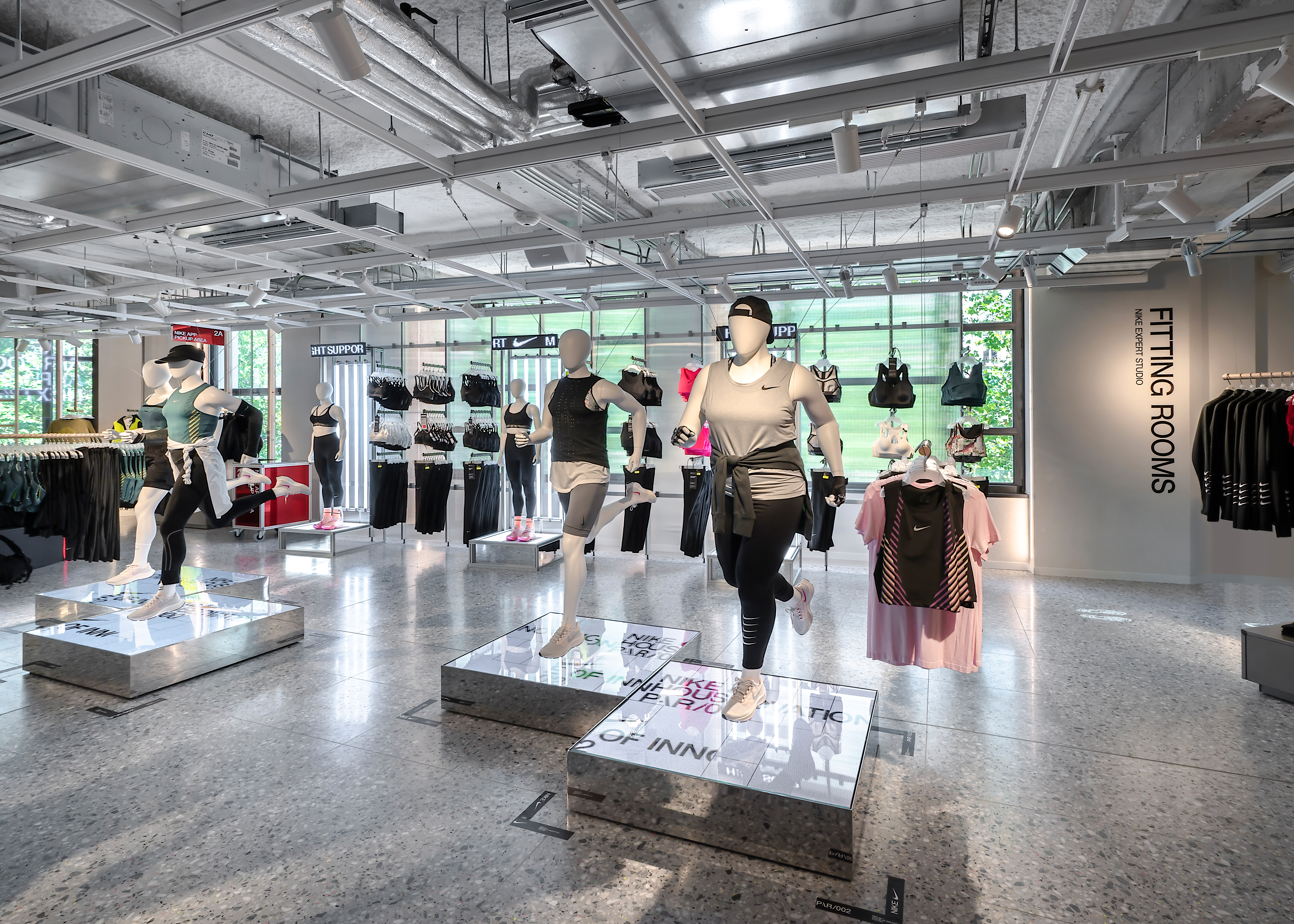Nike to Open First European House of