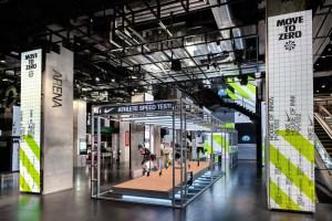 Nike Paris store