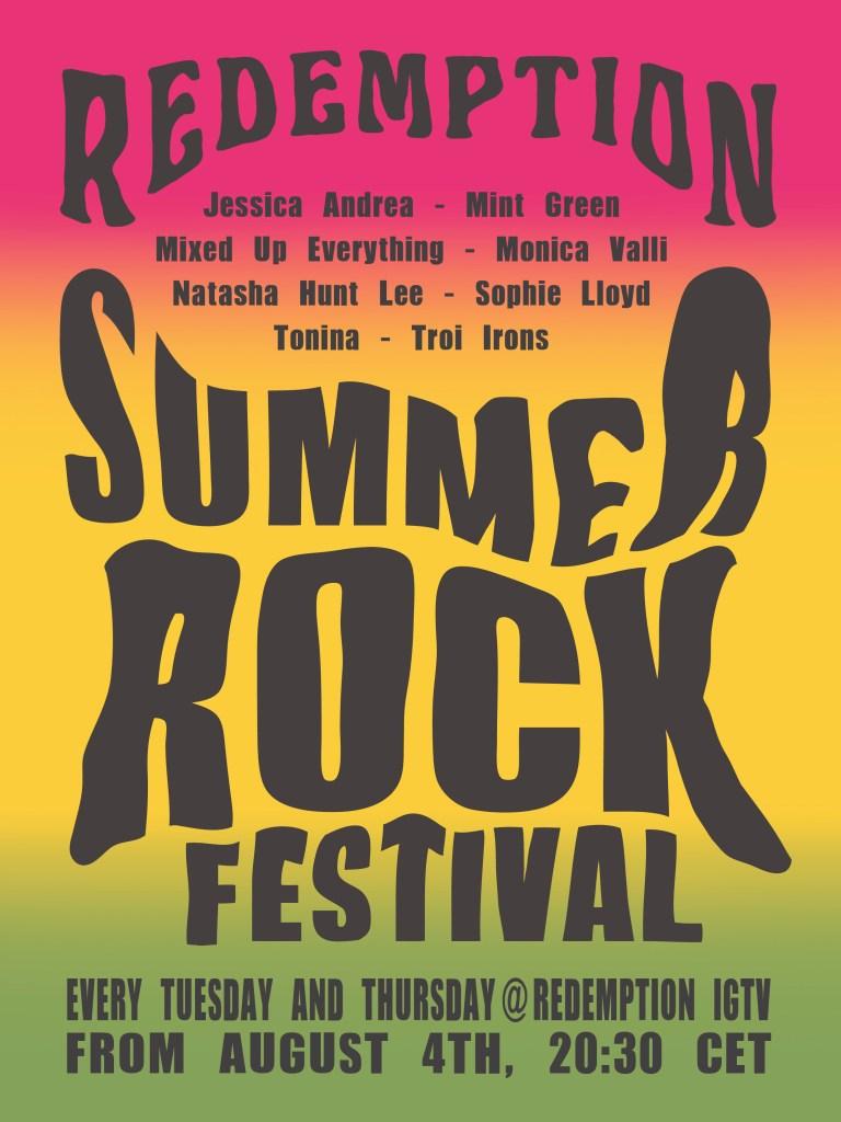 Redemption Summer Rock Festival