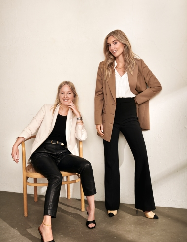 Finematter founders Caroline Chalmer and Mie Ejdrup