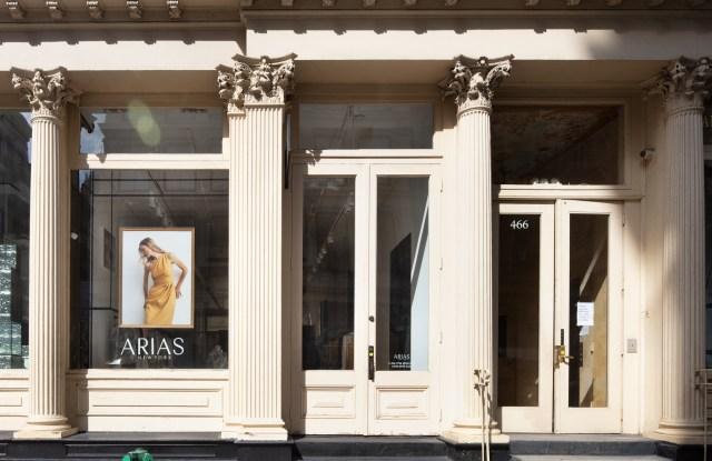 Arias store SoHo