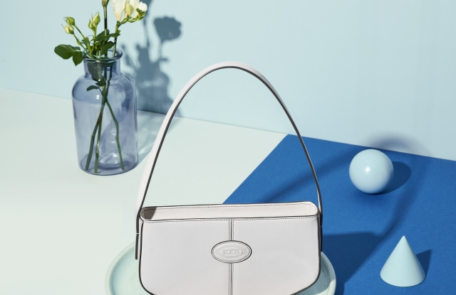 New Tod's bag design, co-developed with Mr.bags.