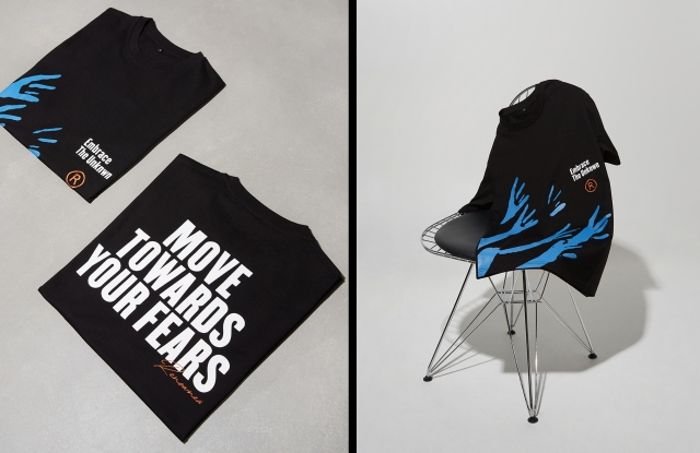 Unknwn x Renowned LA 'Hands in the Sky' T-shirt