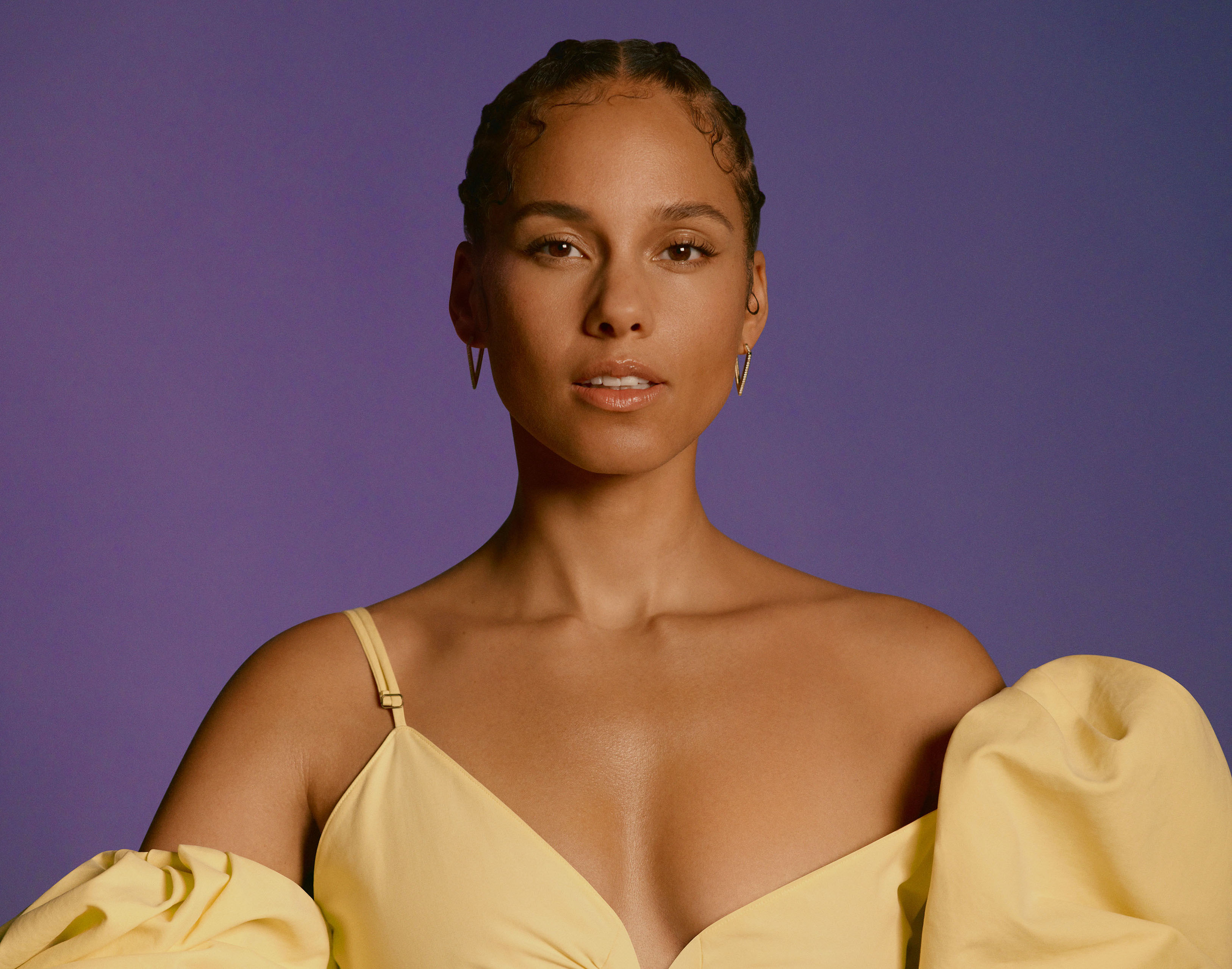 Alicia Keys Launching Beauty Brand With