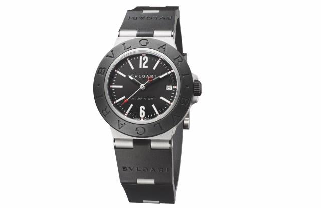 Bulgari's Aluminium watch model