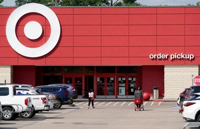 A Target store is shown Thursday, Aug. 6, 2020, in Houston. (AP Photo/David J. Phillip)
