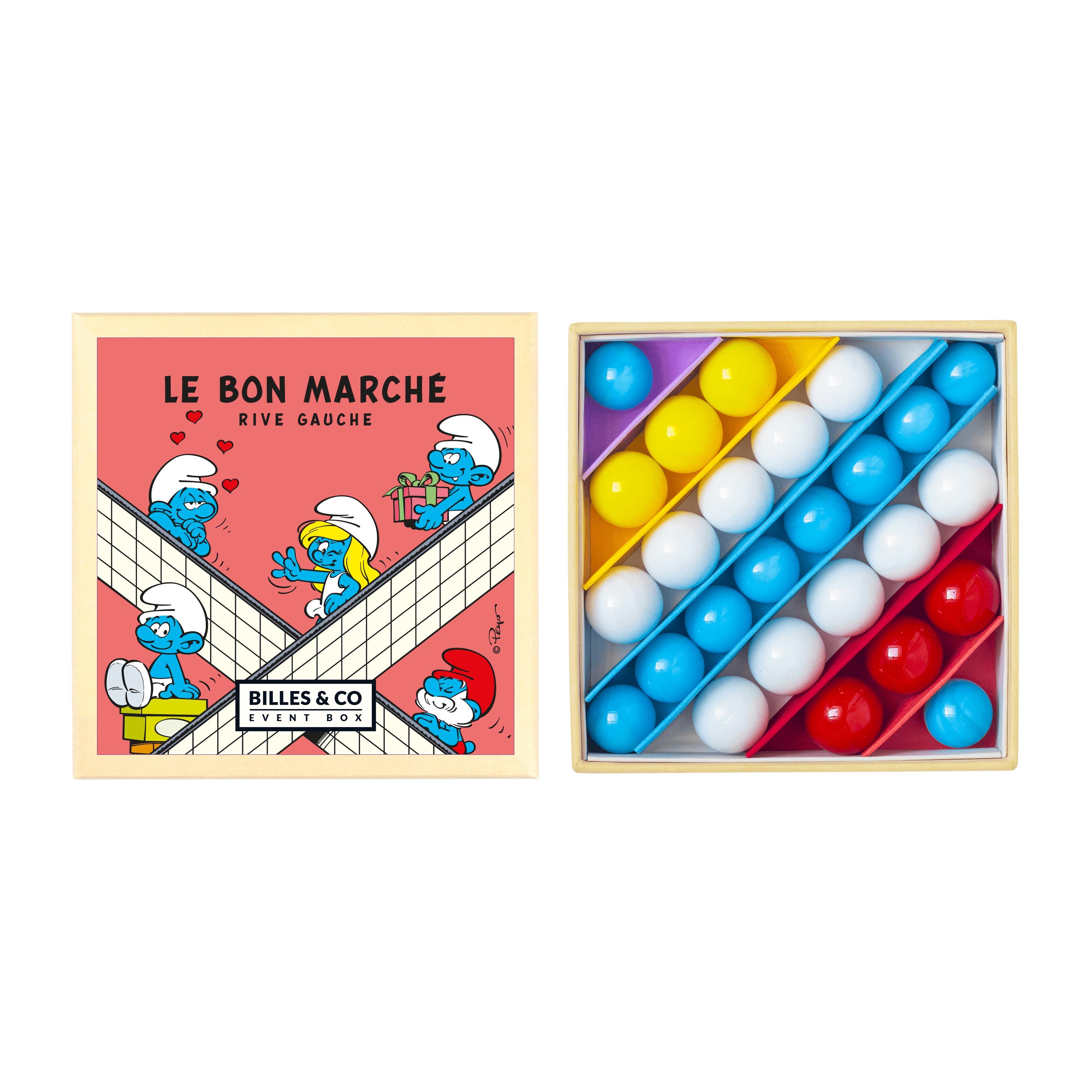 Le Bon Marché's Belgium theme