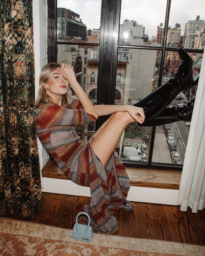 Camille Charriere x By Rotation