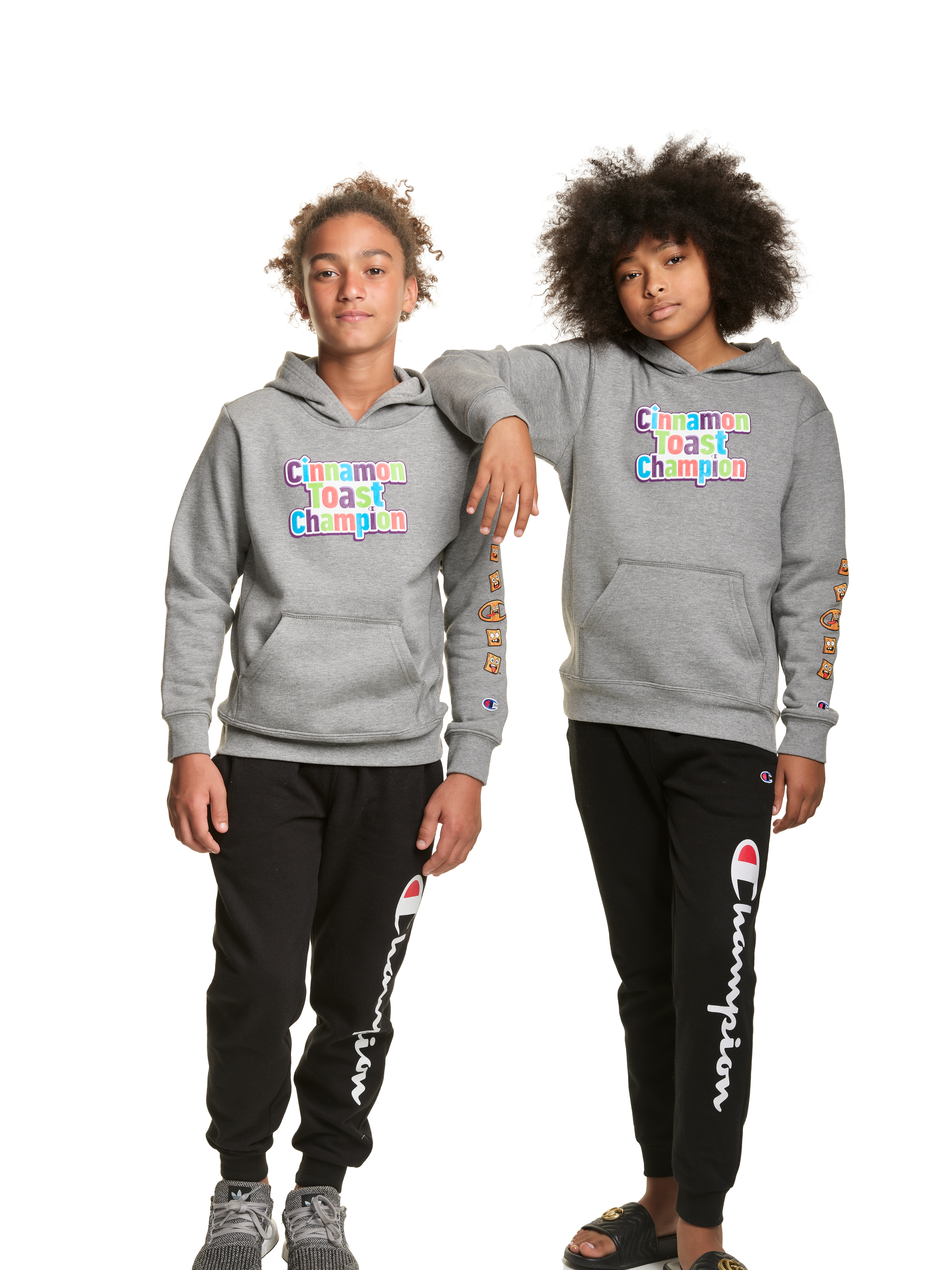 Champion and General Mills Team for Cereal-Themed Collection