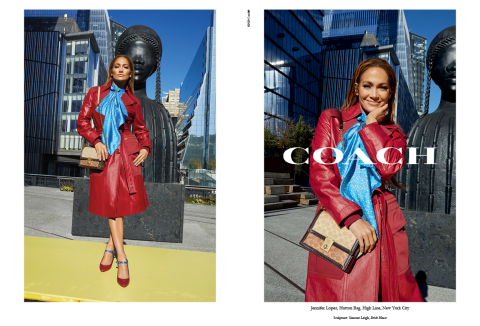 J.Lo for Coach