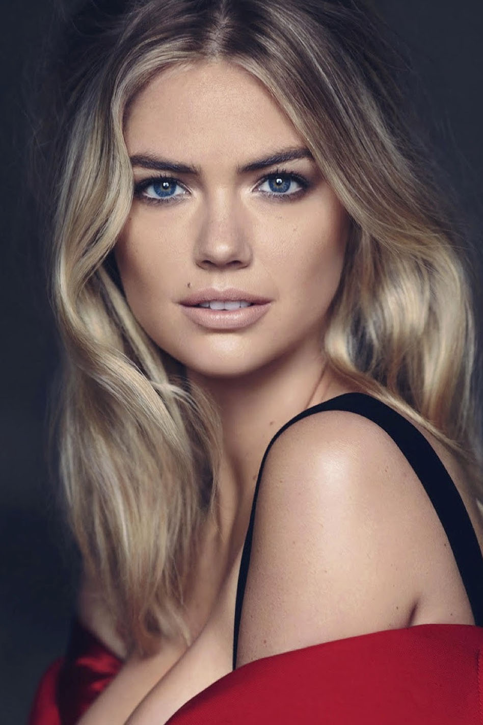 Caa Fashion Division Signs Kate Upton Wwd