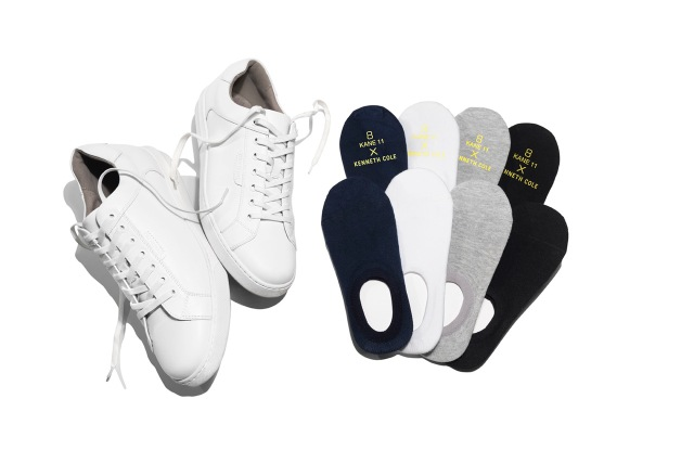 The Kane 11 x Kenneth Cole collection.
