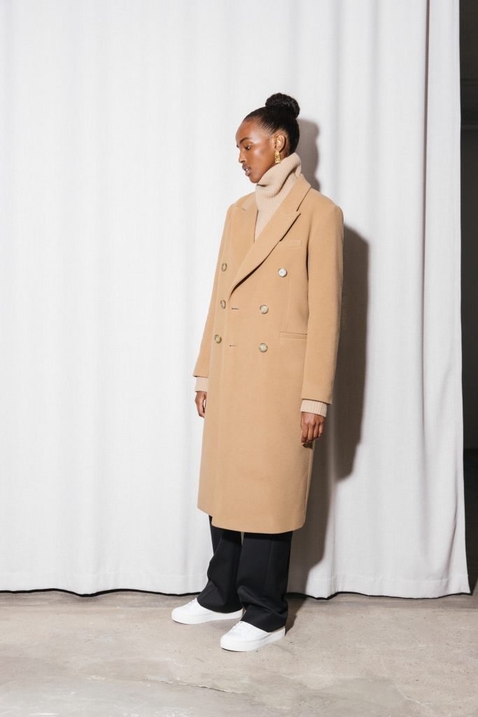 A look from A Day's March debut women's range
