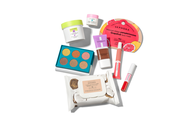 Sephora Collection clean products