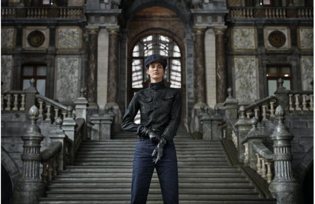 G-star raw, jeans, denim, sustainability, fall