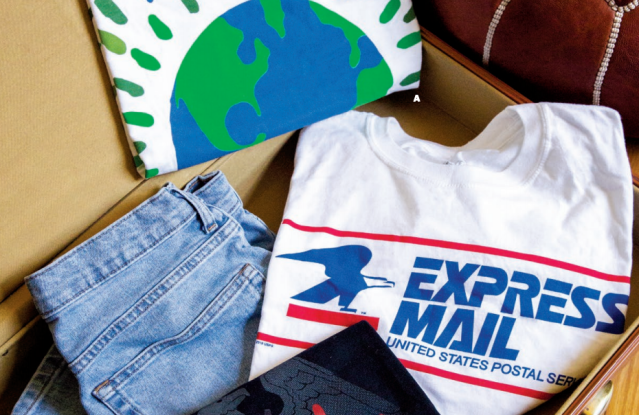 USPS merch, save the post office, USPS, stamps, Gen z, tiktok