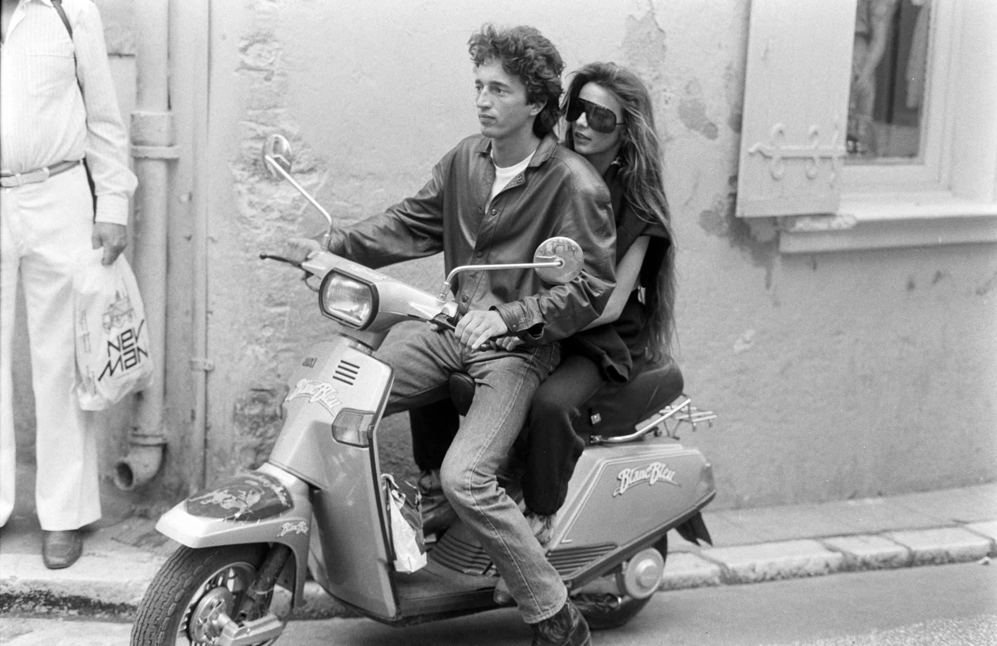 Saint-Tropez, France on June 6, 1984.