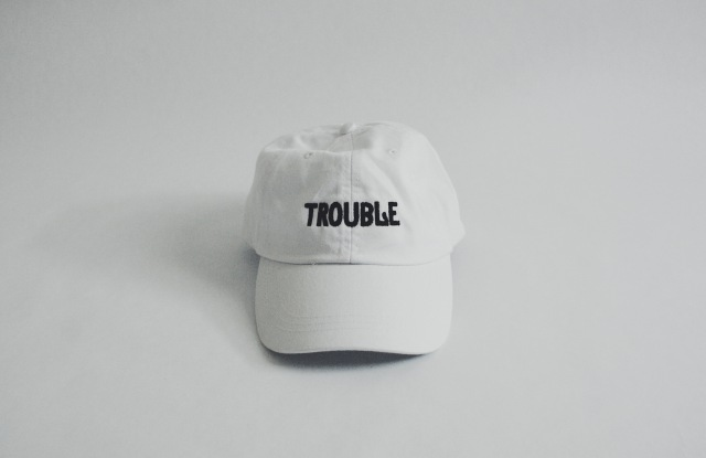 A Trouble hat.