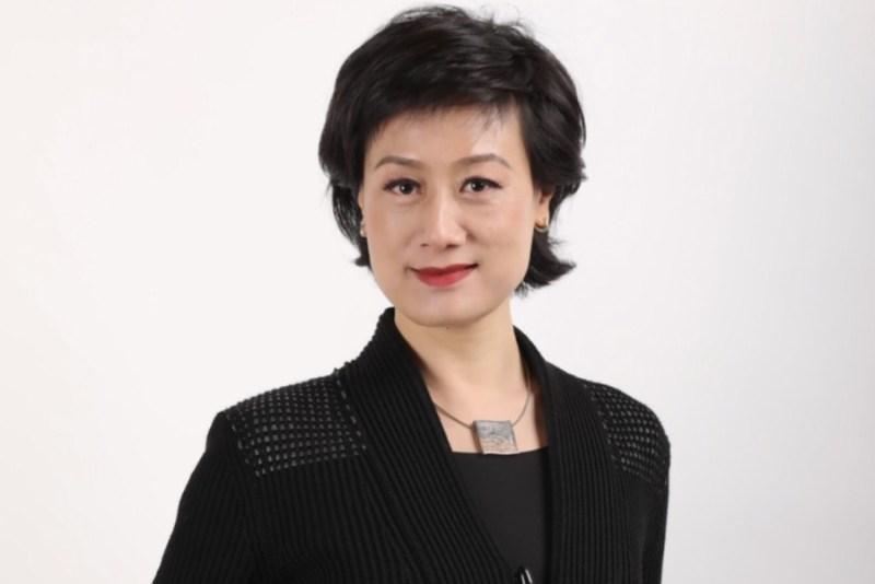 Li Li, the new head of Condé Nast China.