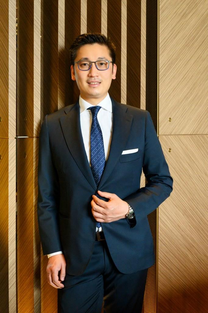 Claudio Liu.