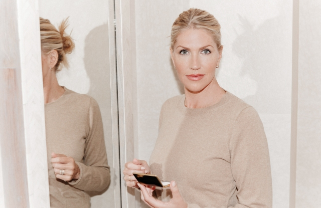 Sarah Creal, co-founder and ceo of Victoria Beckham Beauty