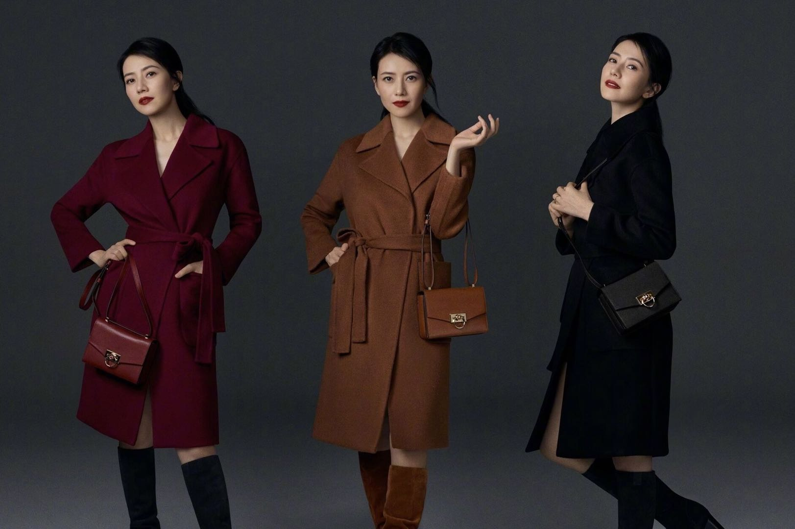The fall 2020 MICHAEL Michael Kors campaign, starring Gao, will be rollout worldwide from Monday.