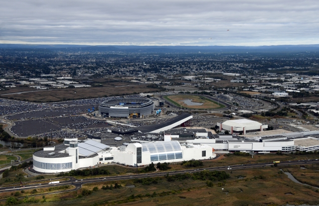 American Dream in East Rutherford, N.J. is right next to MetLife Stadium.