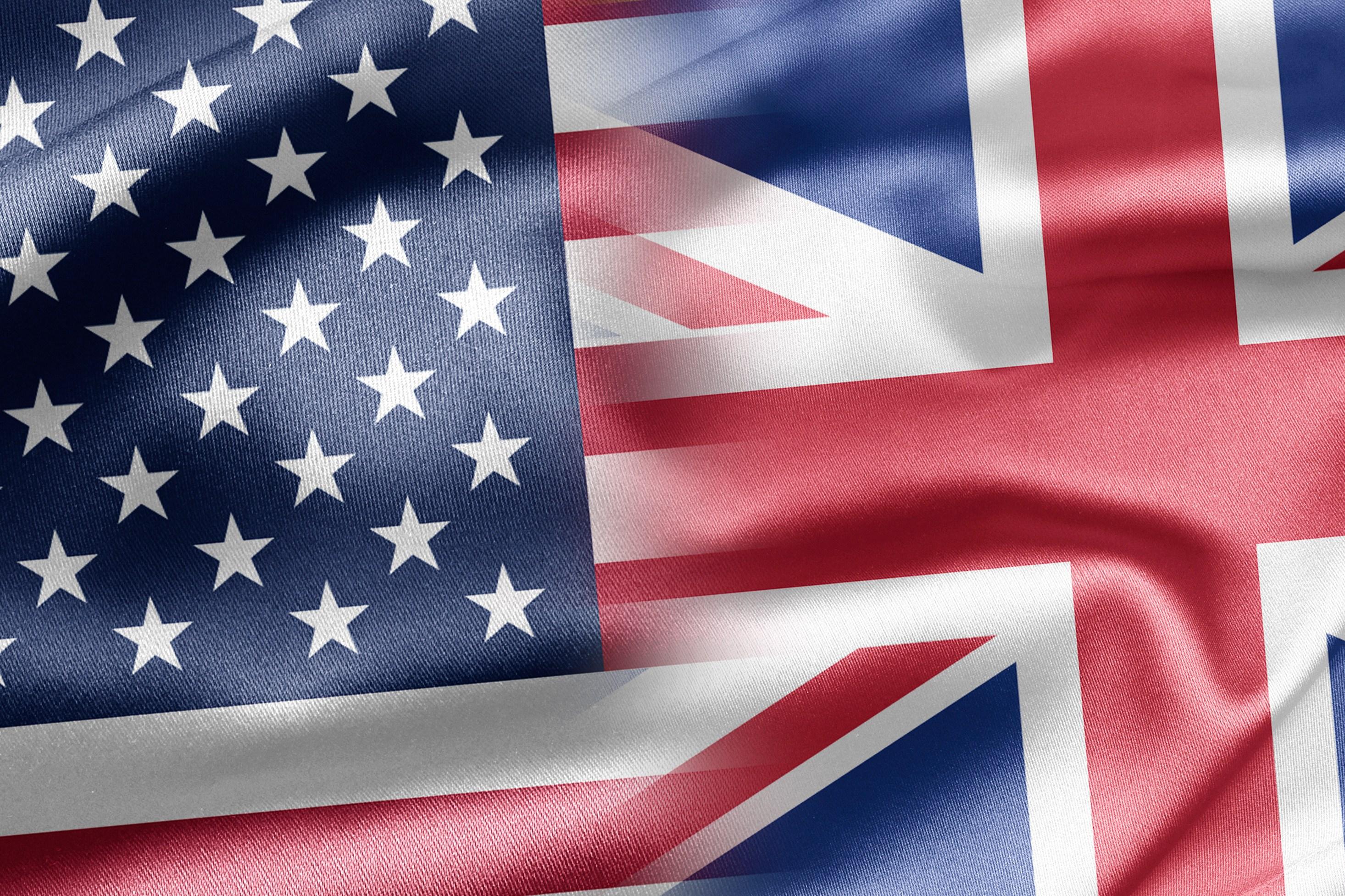 U.S. and UK.