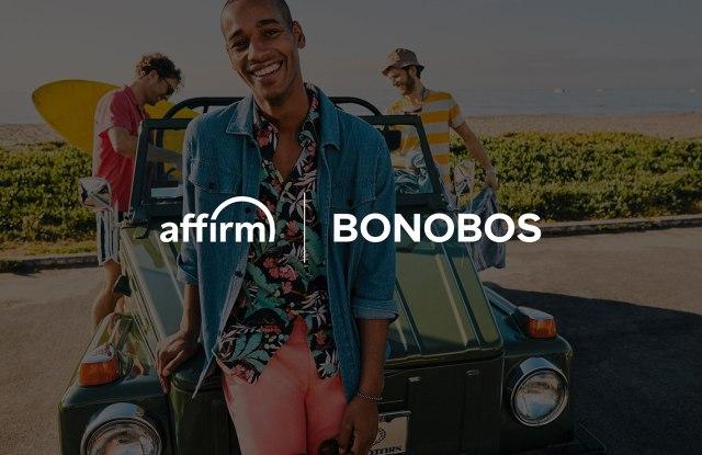 Bonobos, Affirm