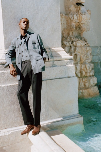 Brioni Men's Spring 2021