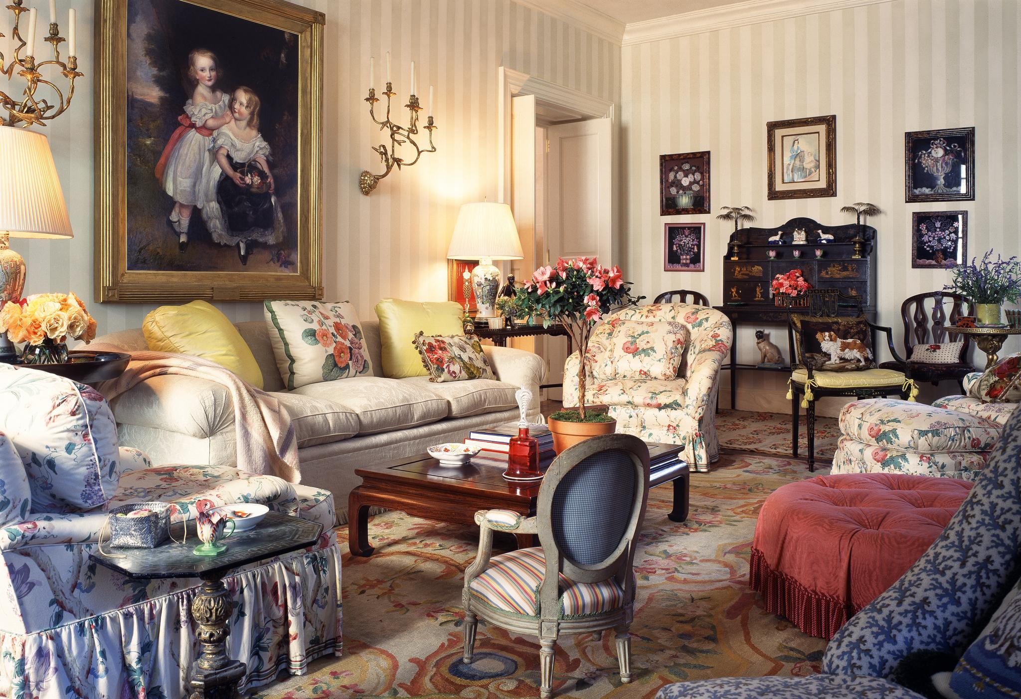 Cathy Hardwick interior.