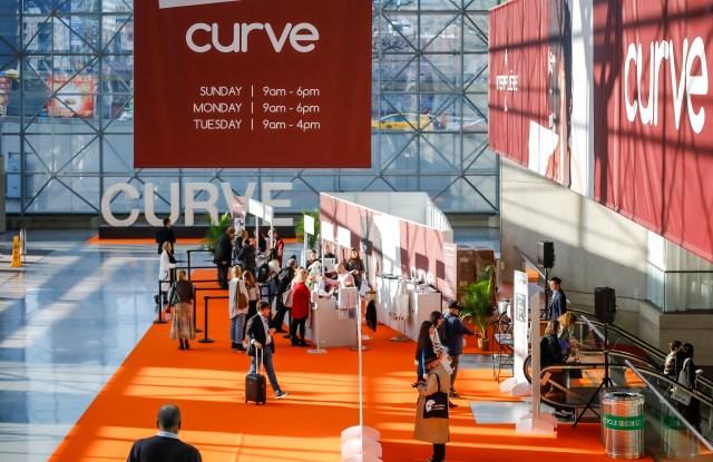 Curve Trade Show