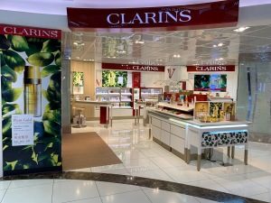 Clarins in DFS in Hawaii