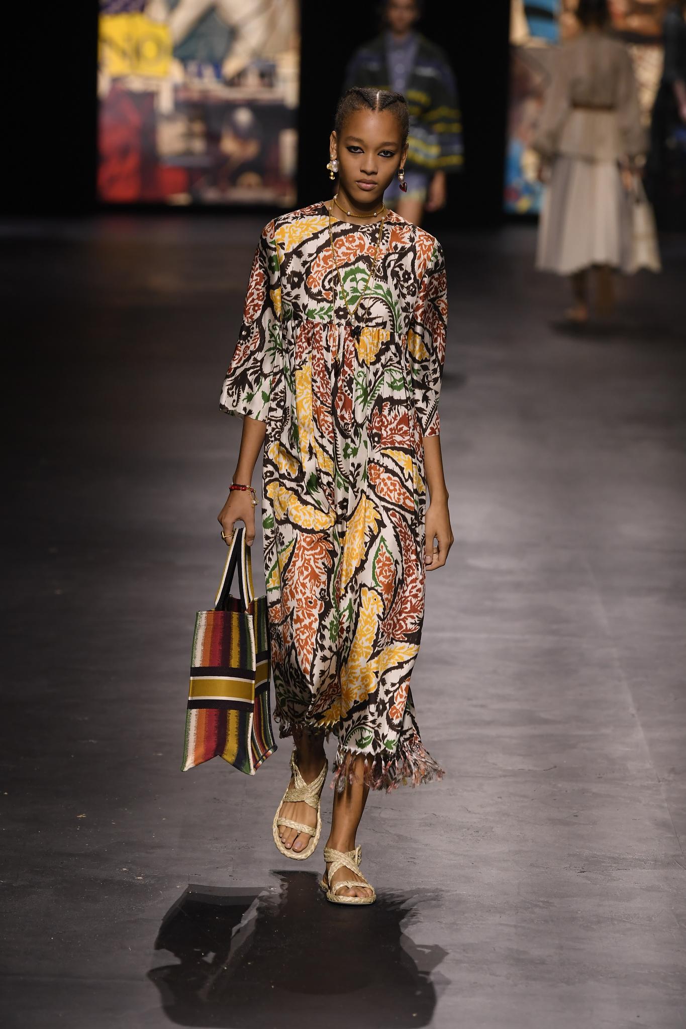 Dior spring-summer 2021.