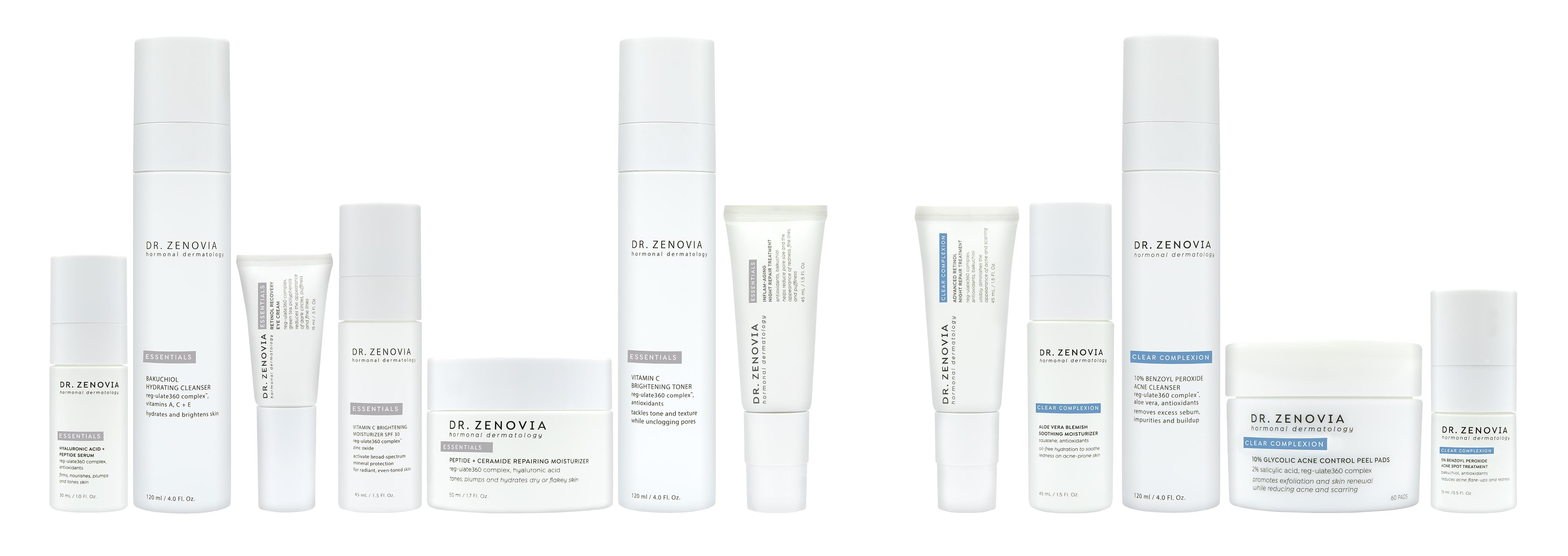Dr. Zenovia Skin-Care