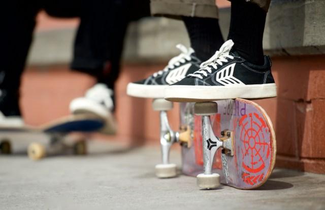 Catiba Pro Skate sneaker by Cariuma