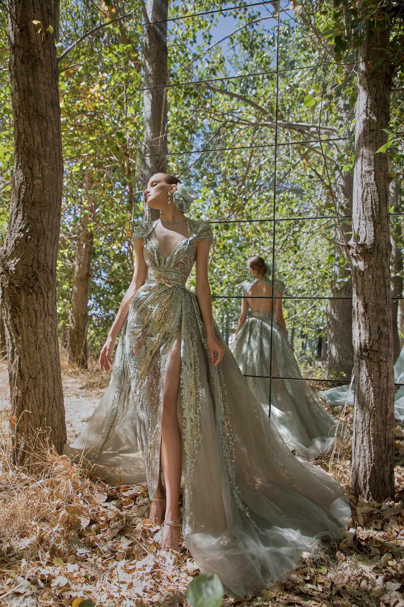 Elie Saab Couture Fall 2020
