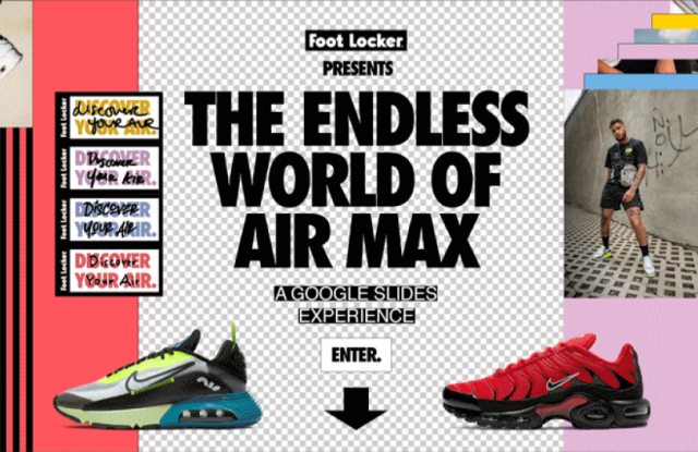 The Endless World of Air Max