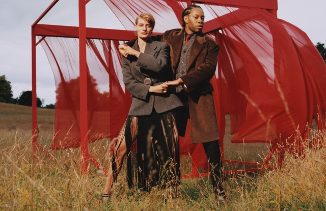Farfetch 'Open Doors' campaign
