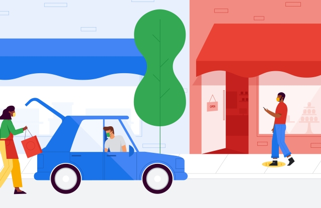 Google's updates aim to help shoppers find in-stock products at local merchants and see who offer curbside pickup more easily.