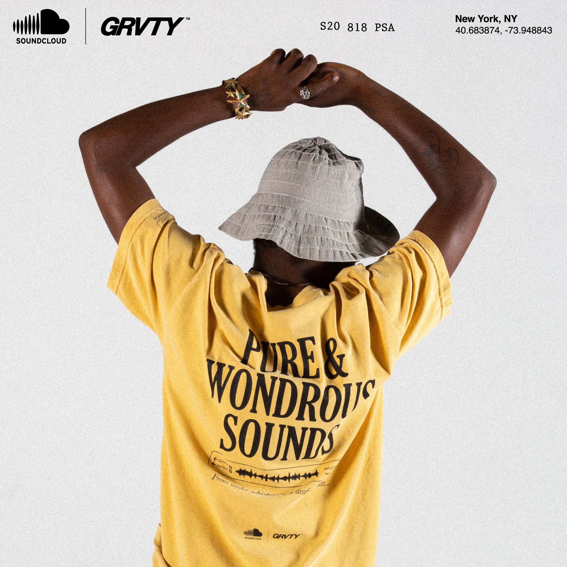 The Pure & Wondrous Sounds Collection by Soundcloud and Grvty