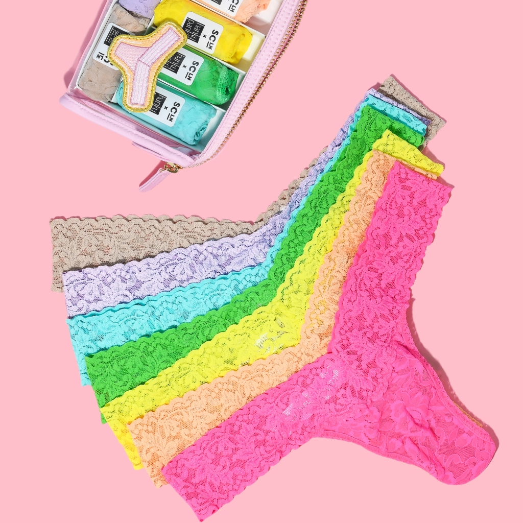 Hanky Panky x Stoney Clover Lane underwear