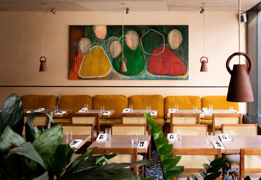 Ikoyi restaurant