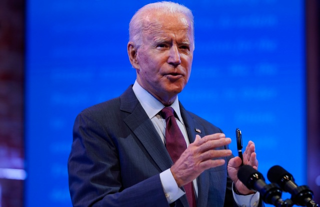 Biden Beauty Launch Encourages People to Vote Blue