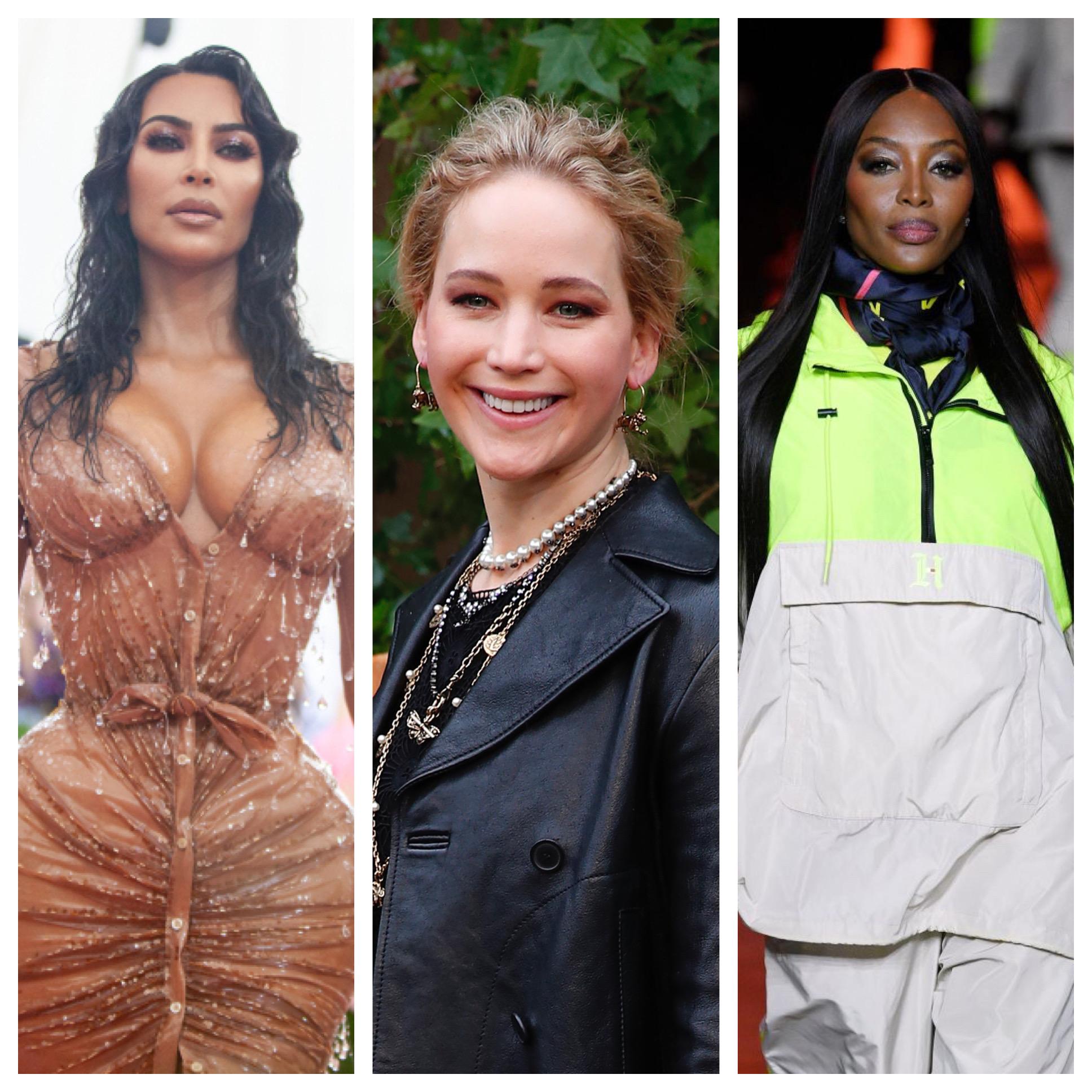 Kim Kardashian West, Jennifer Lawrence and Other Major Celebrities Join #StopHateForProfit Campaign