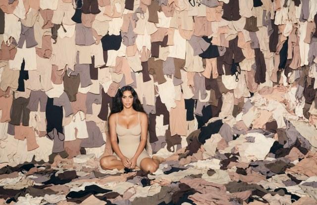 Kim Kardashian West Skims Shapewear